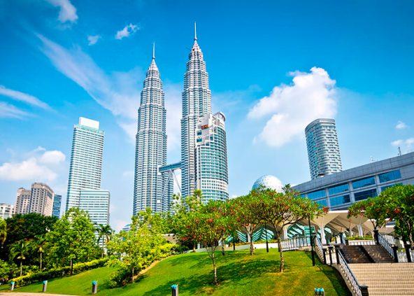 Добро пожаловать в Малайзию!