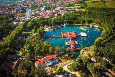 Венгрия-курорт Хевиз