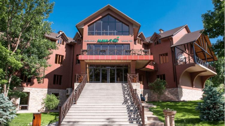 Горный Курорт «ALMA-TAU»