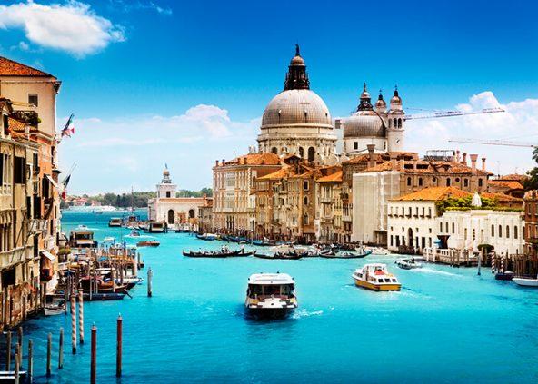Добро пожаловать в Италию!