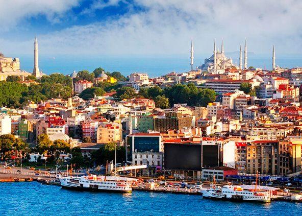 Добро пожаловать в Турцию!