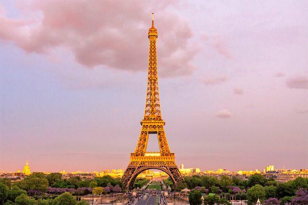 Добро пожаловать во Францию!