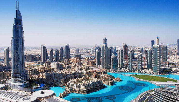 Добро пожаловать в ОАЭ!