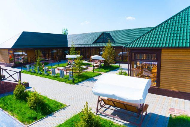 Eco Village Kaskasu