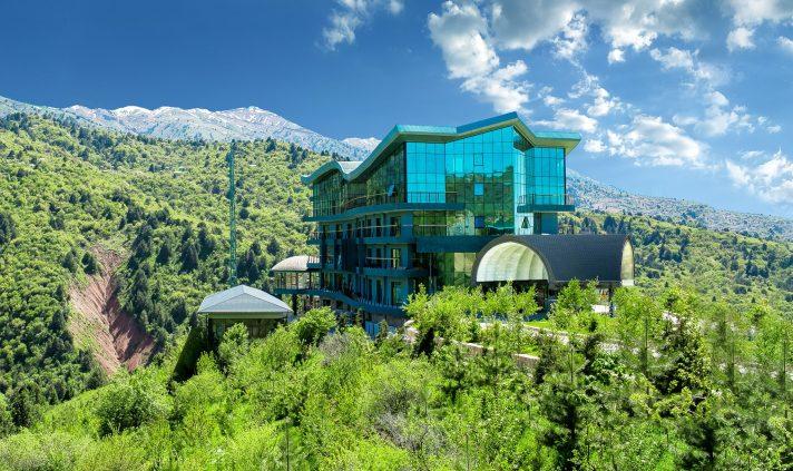Tibet Resorts санаторий в Узбекистане